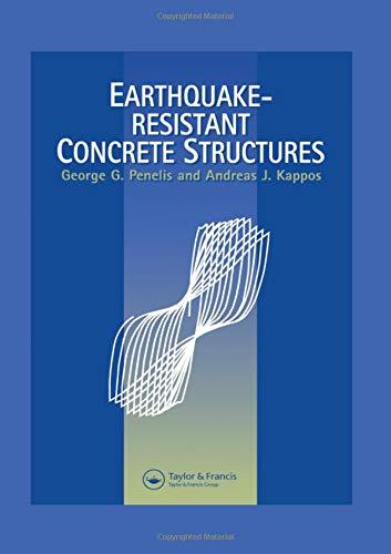 9780415514309: Earthquake Resistant Concrete Structures