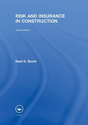 9780415514422: Risk and Insurance in Construction