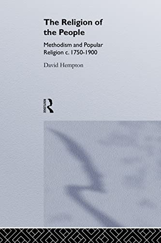 9780415514880: Religion of the People: Methodism and Popular Religion 1750-1900