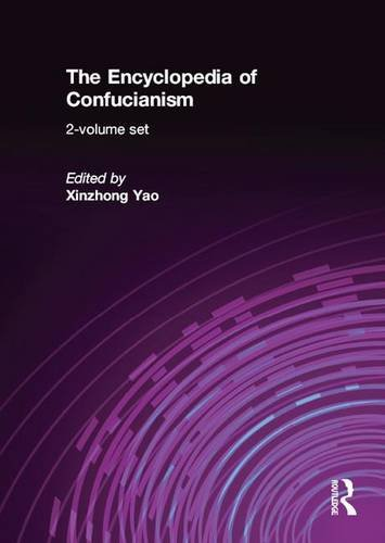 9780415515221: The Encyclopedia of Confucianism: 2-volume set (Routledgecurzon Encyclopedias of Religion)