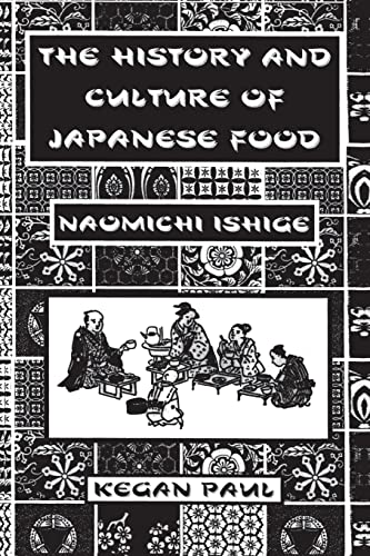 9780415515399: History Of Japanese Food