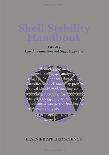 9780415516082: Shell Stability Handbook