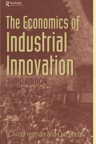 9780415516105: The Economics of Industrial Innovation