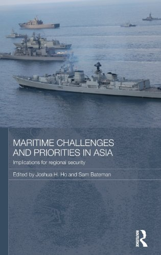 9780415516990: Maritime Challenges and Priorities in Asia: Implications for Regional Security (Routledge Security in Asia Pacific Series)