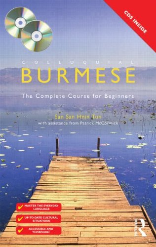 9780415517300: Colloquial Burmese: The Complete Course for Beginners
