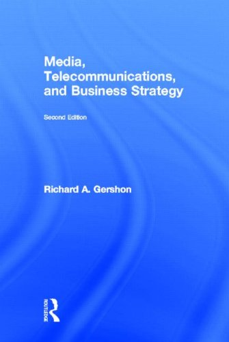 9780415517645: Media, Telecommunications, and Business Strategy