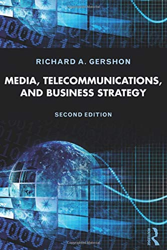 9780415517652: Media, Telecommunications, and Business Strategy