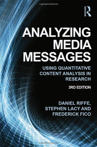 9780415517669: Analyzing Media Messages: Using Quantitative Content Analysis in Research