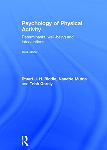 9780415518178: Psychology of Physical Activity: Determinants, Well-Being and Interventions