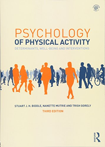 9780415518185: Psychology of Physical Activity: Determinants, Well-Being and Interventions