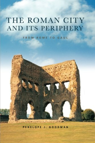 9780415518444: The Roman City and its Periphery: From Rome to Gaul