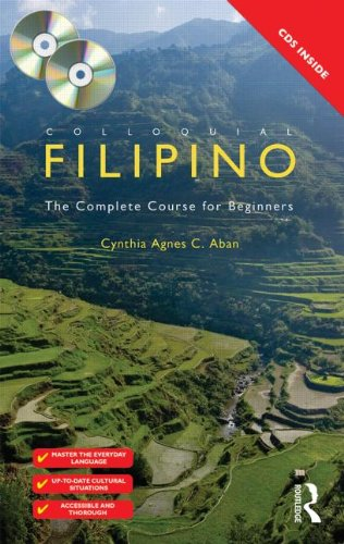 9780415518505: Colloquial Filipino