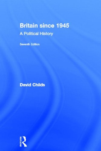 9780415519519: Britain since 1945: A Political History