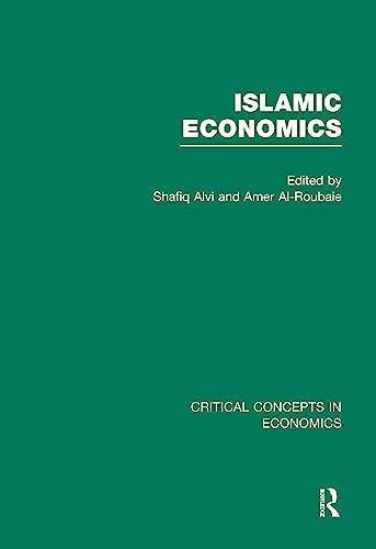 Islamic Economics: Alvi, Shafiq