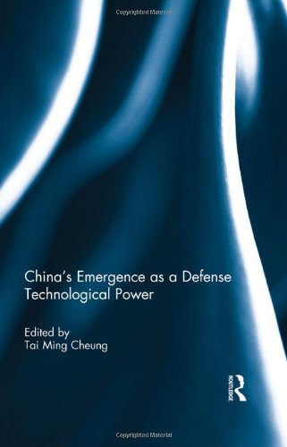 9780415519847: China's Emergence as a Defense Technological Power