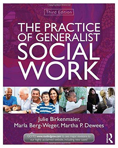 9780415519885: The Practice of Generalist Social Work (New Directions in Social Work)