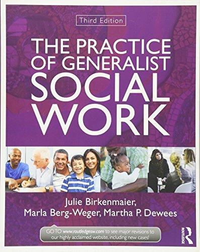 9780415519892: The Practice of Generalist Social Work (New Directions in Social Work)