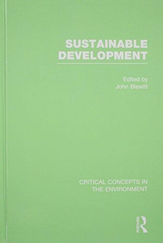 9780415520157: Sustainable Development