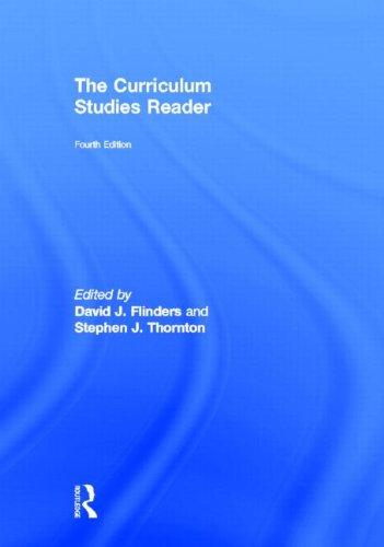 9780415520768: The Curriculum Studies Reader