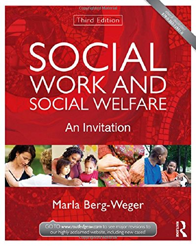 9780415520805: Social Work and Social Welfare: An Invitation (New Directions in Social Work)