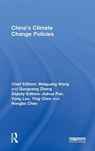 China's Climate Change Policies: Weiguang, Wang