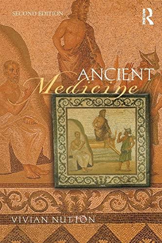 9780415520959: Ancient Medicine (Sciences of Antiquity Series)