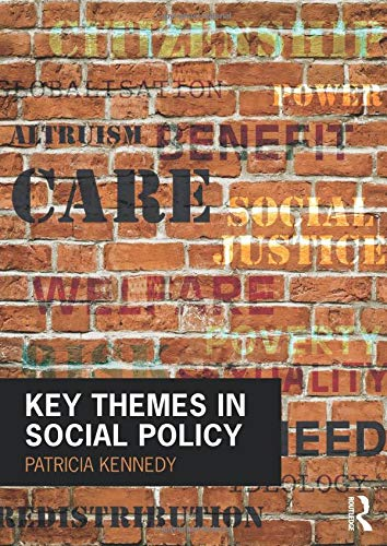 9780415520973: Key Themes in Social Policy