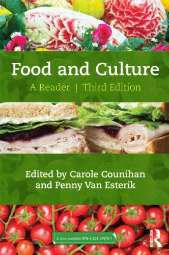 Food and Culture: A Reader: COUNIHAN