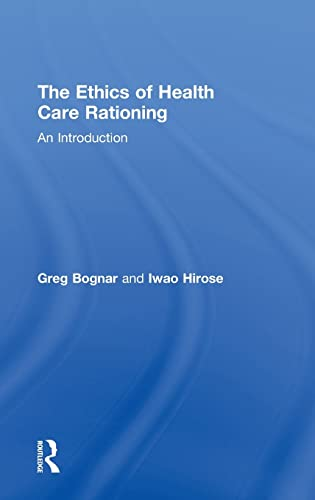 9780415521154: The Ethics of Health Care Rationing: An Introduction