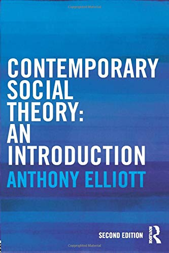 9780415521376: Contemporary Social Theory: An introduction