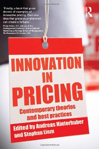 9780415521611: Innovation in Pricing: Contemporary Theories and Best Practices