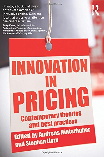 9780415521642: Innovation in Pricing: Contemporary Theories and Best Practices
