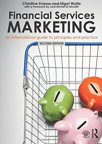Financial Services Marketing: An International Guide to: Ennew, Christine, Waite,