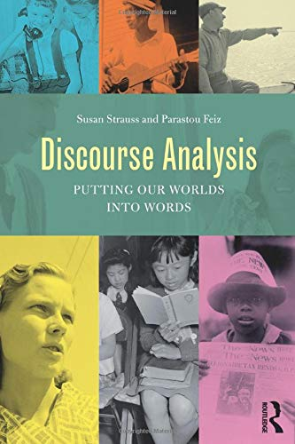 9780415522199: Discourse Analysis: Putting Our Worlds into Words