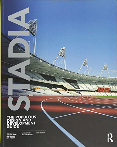9780415522700: Stadia: The Populous Design and Development Guide