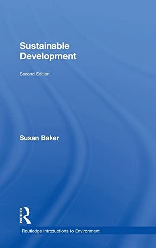9780415522915: Sustainable Development (Routledge Introductions to Environment: Environment and Society Texts)