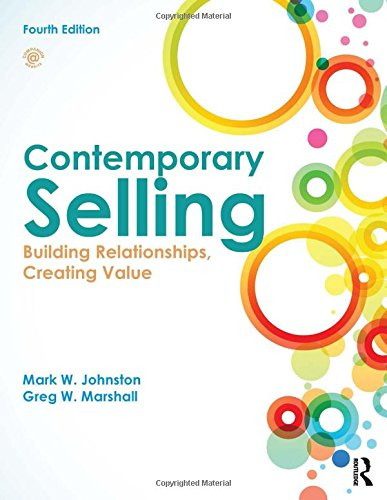 9780415523493: Contemporary Selling: Building Relationships, Creating Value - 4th edition