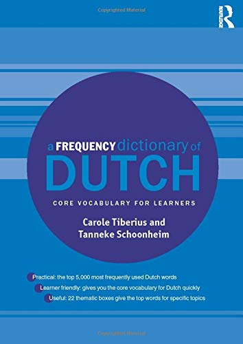 9780415523806: A Frequency Dictionary of Dutch: Core Vocabulary for Learners (Routledge Frequency Dictionaries)