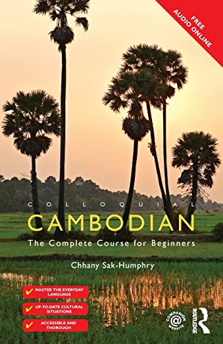 9780415524070: Colloquial Cambodian: The Complete Course for Beginners (New Edition) (Colloquial Series)