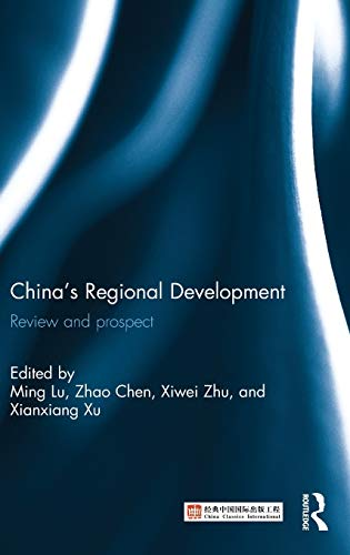 9780415524704: China's Regional Development: Review and Prospect