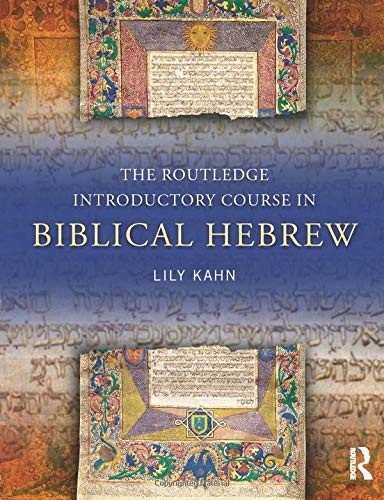 9780415524803: The Routledge Introductory Course in Biblical Hebrew