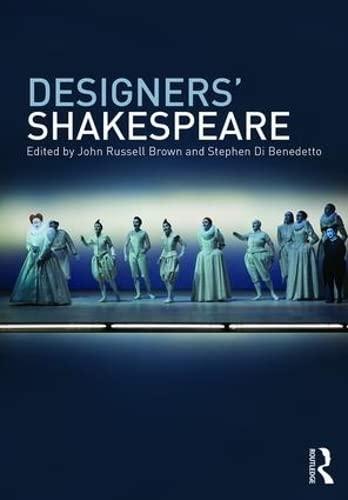 9780415525077: Designers' Shakespeare