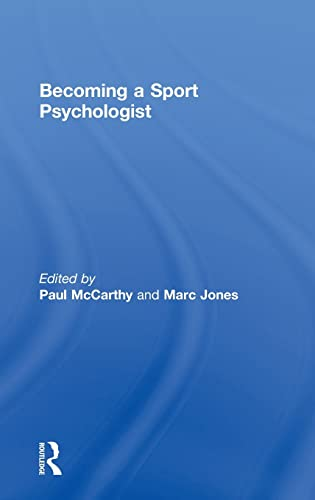 9780415525213: Becoming a Sport Psychologist