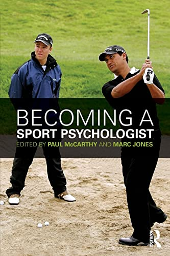 9780415525220: Becoming a Sport Psychologist