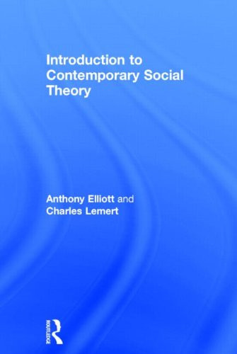 9780415525725: Introduction to Contemporary Social Theory