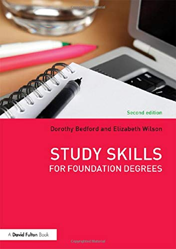9780415525893: Study Skills for Foundation Degrees