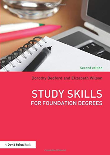 9780415525909: Study Skills for Foundation Degrees