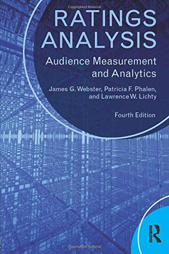 9780415526524: Ratings Analysis: Audience Measurement and Analytics (Routledge Communication Series)