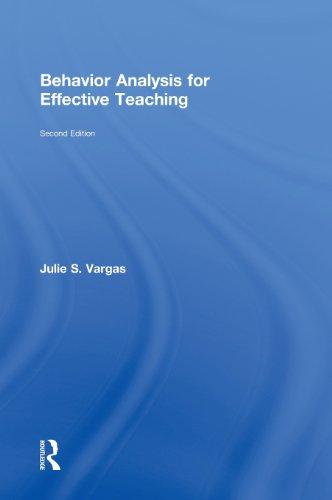 9780415526791: Behavior Analysis for Effective Teaching