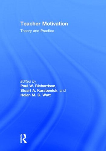9780415526838: Teacher Motivation: Theory and Practice